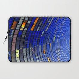 Big Blue Blocks Laptop Sleeve