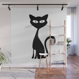 Kitten II Wall Mural