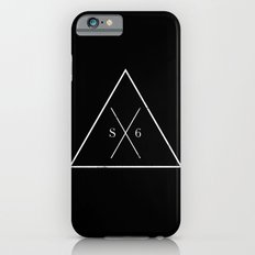 The Society Six (White Graphic) Slim Case iPhone 6s