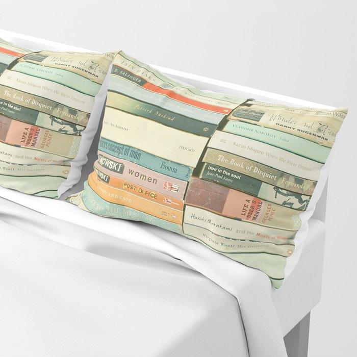Bookworm Pillow Sham