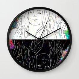Lucy rewind Wall Clock