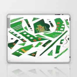 Carrousel collage Laptop & iPad Skin