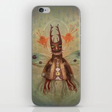 Bow Your Heads and Pray (For The Prey) iPhone & iPod Skin