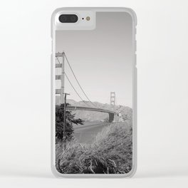 San Francisco State of Mind Clear iPhone Case