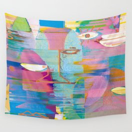 Rearranged (Light) Wall Tapestry
