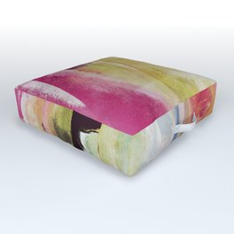 Bouteilles Outdoor Floor Cushion