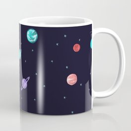 Bright night sky Coffee Mug