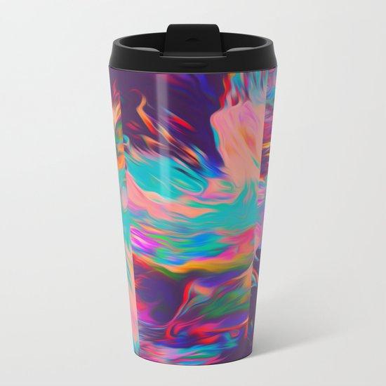 ZEF Metal Travel Mug