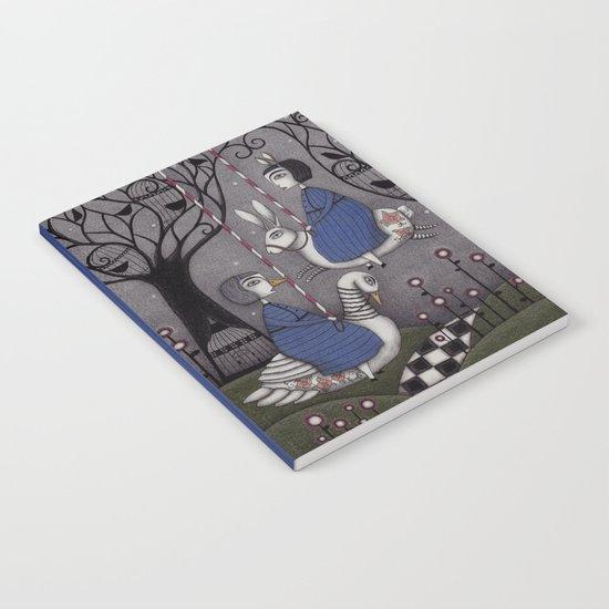 Merry-go-round Notebook