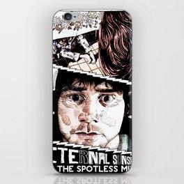 Eternal Sunshine of the Spotless Mind by Aaron Bir iPhone Skin