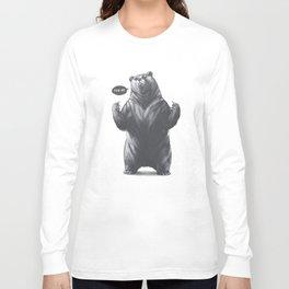 Fubear Long Sleeve T-shirt