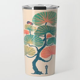 Japan garden Travel Mug