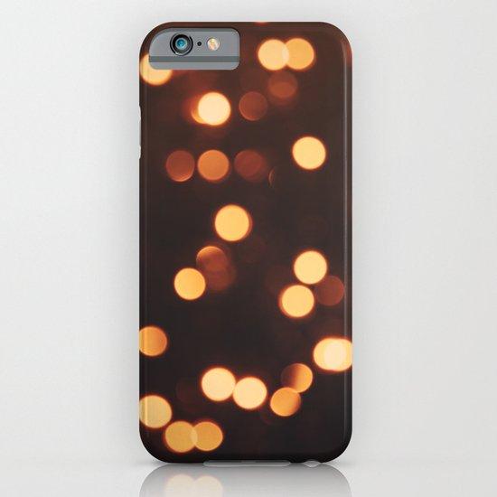 Christmas Lights II iPhone & iPod Case