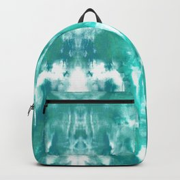 Aqua Blue Lagoon Backpack