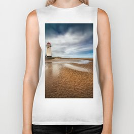 Talacre Lighthouse Biker Tank