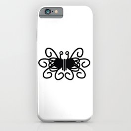Pastafarian Flying Spaghetti Monster iPhone Case
