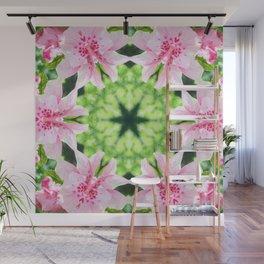 Flowering Wall Mural