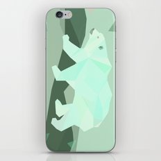 Polarygon Bear iPhone & iPod Skin