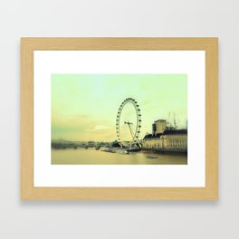 Impressions of London Framed Art Print
