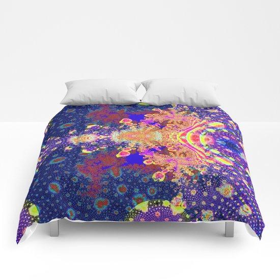 Space Balls Comforters
