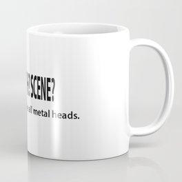 Metal Stereotypes Coffee Mug