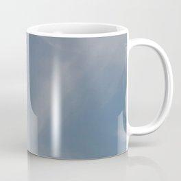 Spring Evening Sky // Cloud Photography Coffee Mug