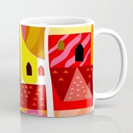 Gore Vidal in Ravello Coffee Mug