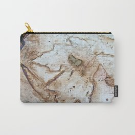 Maple Leaf Etching Carry-All Pouch