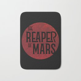 The Reaper of Mars Bath Mat