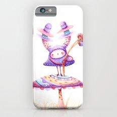 In The Land Of Magic Mushrooms iPhone 6s Slim Case