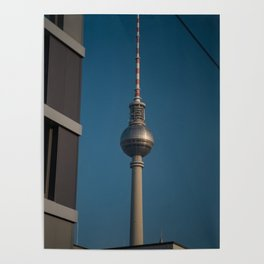 tv tower Poster