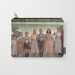 Jack Torrance in The Sound of Music Carry-All Pouch