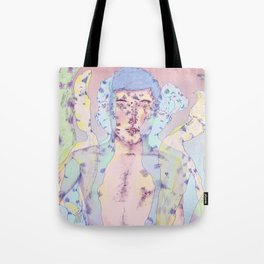 Flowness Tote Bag