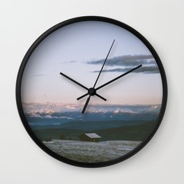 Living the dream - Landscape and Nature Photography Wall Clock