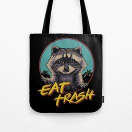 Eat Trash Tote Bag