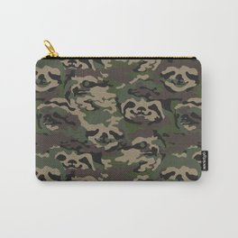 Sloth Camouflage Carry-All Pouch