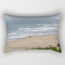 Cape Cod Beach Rectangular Pillow
