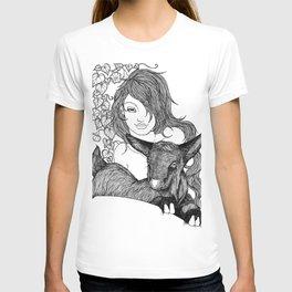 GOAT NYMPH T-shirt