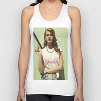 hollywood Tank Tops featuring Hollywood by Michelle Rosario