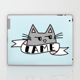 Unimpressed Laptop & iPad Skin