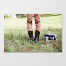 Beauty Inspired  Canvas Print