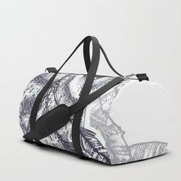 Owl- Dots Duffle Bag