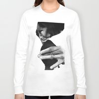 popsicle Long Sleeve T-shirts featuring Popsicle by Erin Case
