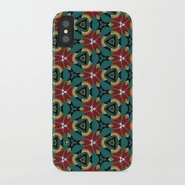Lonely Petunia iPhone Case