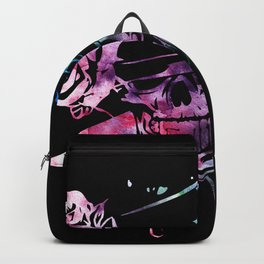 Bloody Blade n Roses Backpack