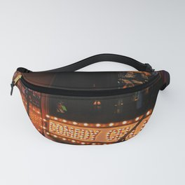 Night Comedy Fanny Pack