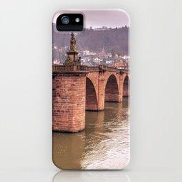 Heidelberg Bridge iPhone Case