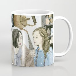 Just Between Us Girls Coffee Mug