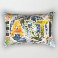 The Center Rectangular Pillow
