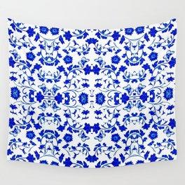 Velasco Blue - 2 Wall Tapestry